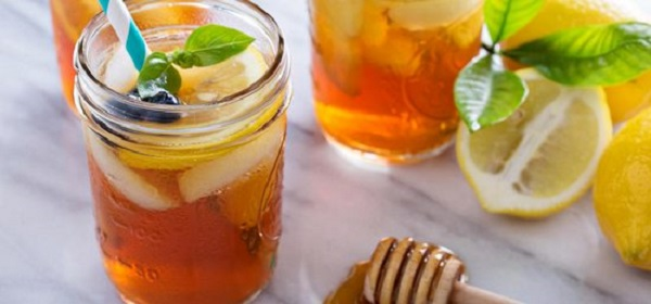 ماء مع العسل على معدة فارغة
