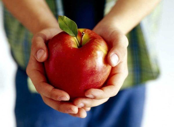 ما هو استخدام وتكوين وأذى التفاح لجسم الإنسان ، هل هذه الثمرة ممكنة للجميع؟
